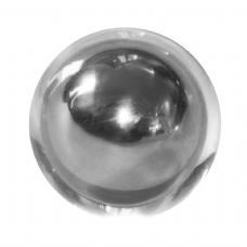 Jac Products 75mm Acrylic Acrymetal Contact Ball